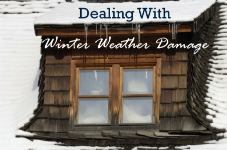 Winter Weather Home Maintenance